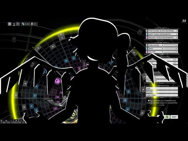 Warframe Mandachord: Touhou Project - Bad Apple
