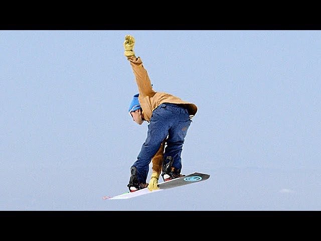 How to Grab Chicken Salad | TransWorld SNOWboarding Grab Directory