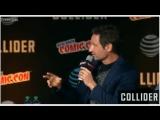 New York Comic Con - The X-Files Panel 2017 - Part 2