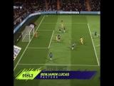 Лучший гол недели Бенджамин Лукас #FIFA18 #unitedps4club