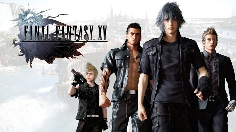 Final Fantasy XV Windows Edition: Игра от Королей для Королей про Королей №1