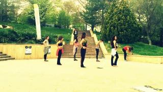ODTÜ-ZUMBA®2016, Guaya Guaya 🎶 Don Omar, choreo by Ayşegül Demirsoy