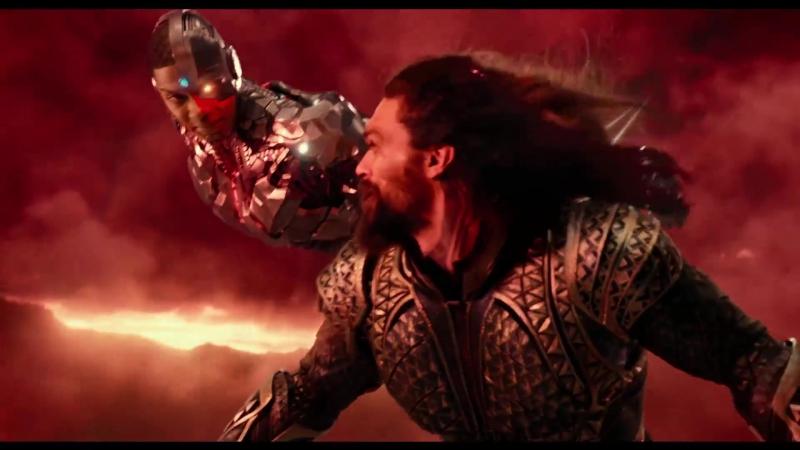 Лига справедливости ⁄ The Justice League (2017) Финальный дублированный трейлер HD