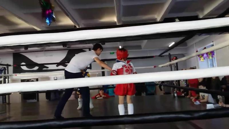 Тайский бокс Ростик турнир 13 01 18