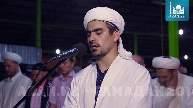 Таравих намаз (Рамадан 2016)