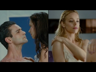 Рэйчел МакАдамс (Rachel McAdams) и Нуми Рапас (Noomi Rapace) голые в фильме «Страсть» (2012)