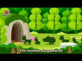 The Old Lion and the Fox Aesops Fables Pinkfong Story Time for Children