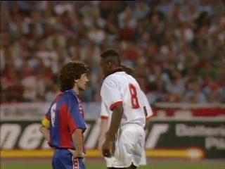 Лига Чемпионов 1993/94. Милан (Италия) - Барселона (Испания) - 4:0