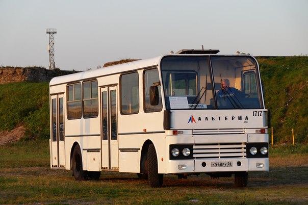 АЛЬТЕРНА: ЖИЗНЬ ПОСЛЕ СМЕРТИ В нашем бортжурнале на D2 - история воскрешения уникального автобуса Альтерна-4216 после его переезда в Петербург.