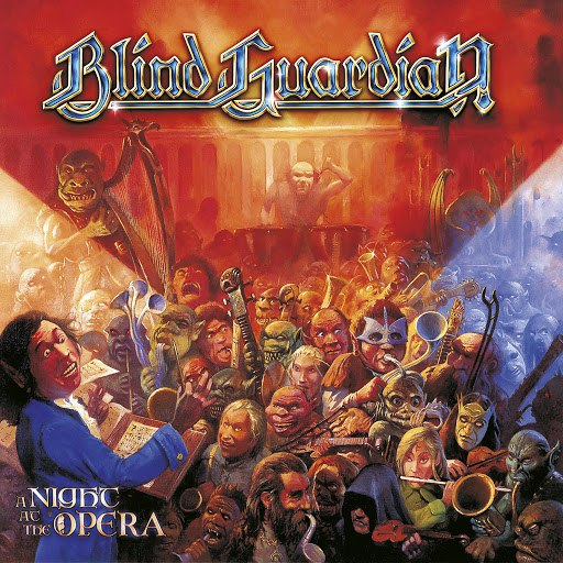 Blind Guardian альбом A Night at the Opera (Remastered 2017)