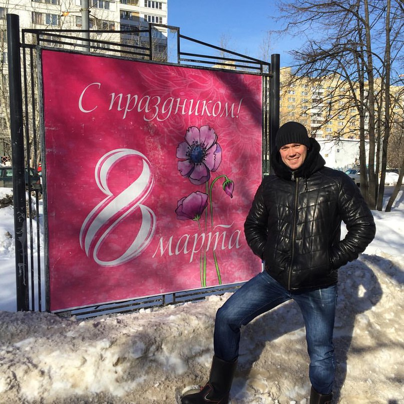 Алексей Рязанцев | Москва