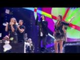 Жасмин и Дмитрий Колдун - Jai Ho! (Первый канал Главный новогодний концерт)