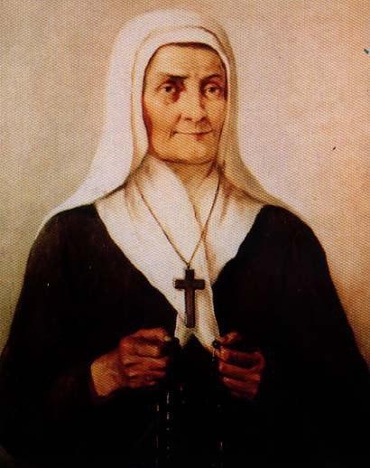 монахиня с членом