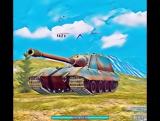 Красивый бой JagdPanzer E-100