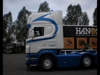 Tolner Transport Zuidlaren Scania R500 V8