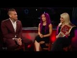 [WWE QTV]☆[WWE Straight to the Source]Alexa Bliss and Sasha Banks reflect on making history in Abu Dhabi]