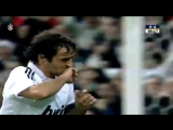 Real Madrid vs Real Betis (Raul Goal) 21/02/2009