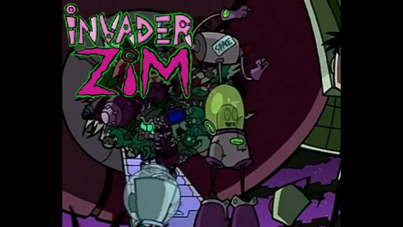 Захватчик Зим / Invader Zim s02e07