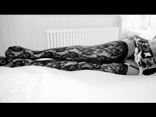 Fernanda Ferrari - Sexy Stockings and Suspenders