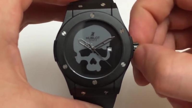Обзор на Мужские Кварцевые часы со скидкой 50%