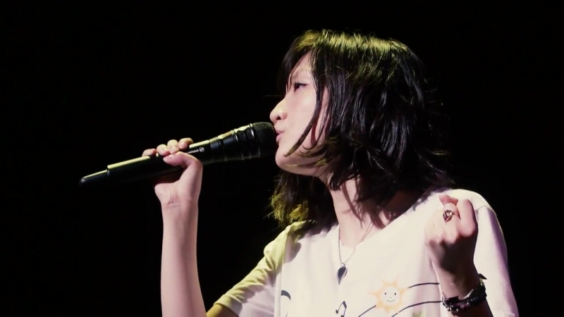 Ariyasu Momoka ももいろクローバーZ 「心の旋律」 from 「ココロノセンリツ 〜Feel a heartbeat〜 Vol 1」東京国際フォーラム
