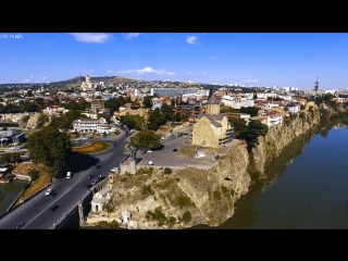 Tbilisi - old city life cycle 4k - youtube