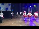 Выступление детского ансамбля народного танца