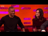 The Graham Norton Show 22x12 - Tom Chaplin, Jenna Coleman, Jamie Oliver, Will Smith