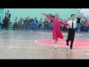 2 место в Рейтинг-турнире ФТС Мурманской области по танцевальному спорту Дети-1(Е класс) 18.02.2018г.