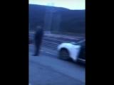 Анфиса Чехова стала свидетельницей жесткой аварии в Сочи