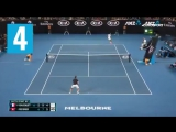 Federer Australian Open-2018 TOP-10 Shots (https://vk.com/bettinggood23)