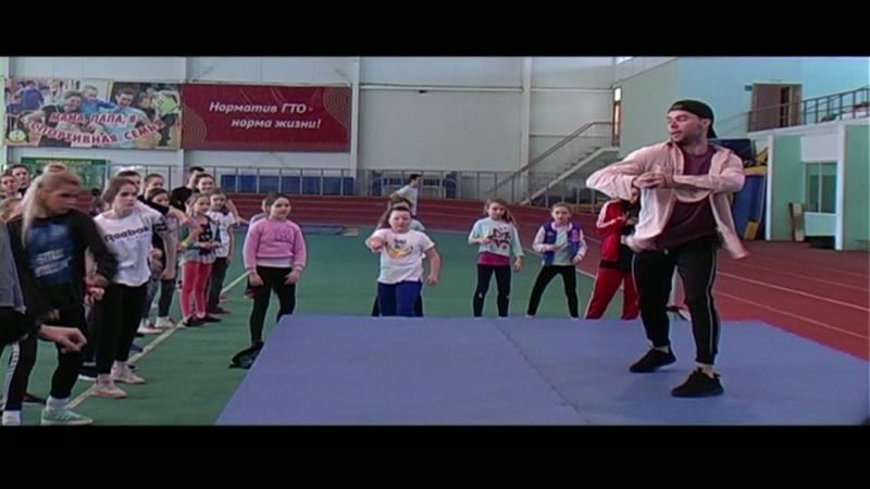 зимний танцевальный лагерь Sura Dance Camp по программе мастер- классов В.Савченко