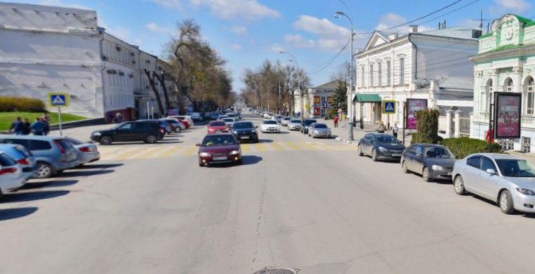 В Таганроге напротив здания городской Администрации водитель Honda Civic сбил девочку на «зебре»