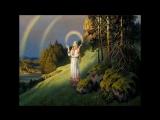 Лети перышко - Fly Little Feather - Beautiful Russian Folk Music