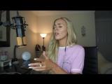 Кавер песни Justin Bieber  BloodPop® - Friends от Samantha Harvey