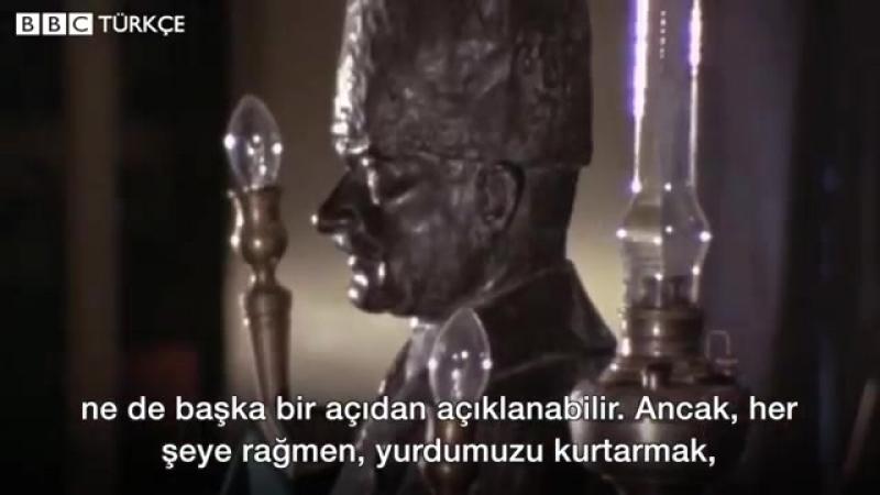 Atatürk- Türklerin Babası belgeseli 47 yıl sonra ilk kez yayında.mp4