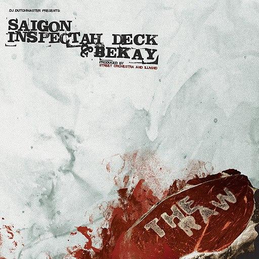 Saigon альбом The Raw