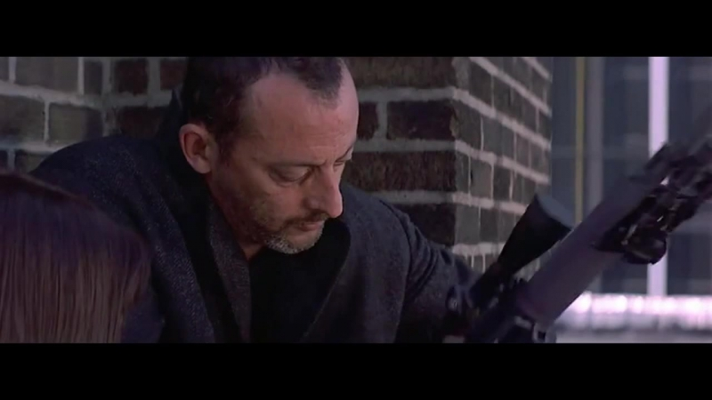 Клип на фильм Леон Sting - Shape of My Heart (OST Leon_ The Professional)