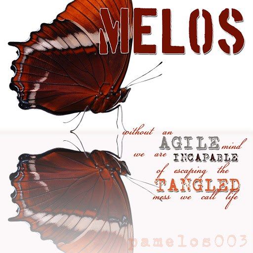 Melos альбом Without an agile mind we are incapable of escaping the tangled mess we call life