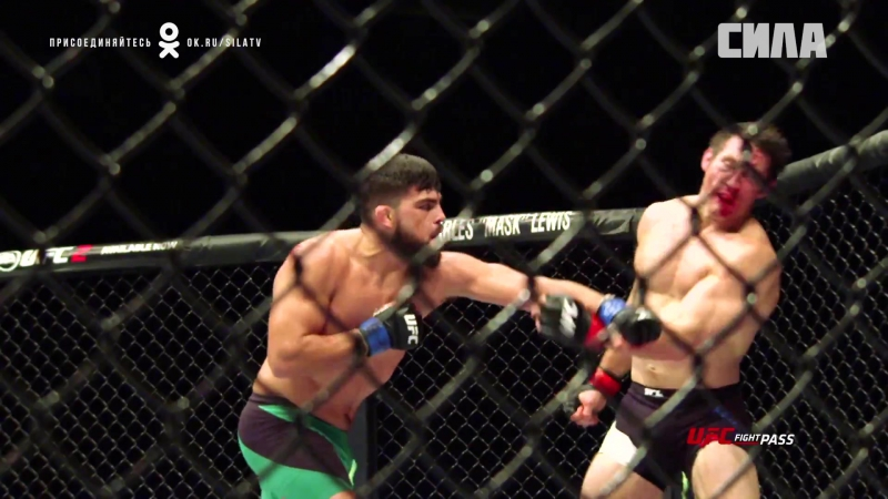 Fight Night Shanghai Kelvin Gastelum - I Can Compete with the Elite