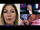 Первый заместитель министра информационной политики Украины Эмине Джапарова в эфире Дождя отказалась говорить по-русски
