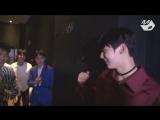 [MPD] Трогательный момент между Минхёном и NUEST W!