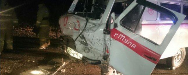 Водитель и трое пассажиров «УАЗа» получили различные травмы