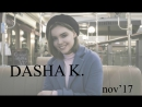 3. a lil bit atmosphere Dasha K.