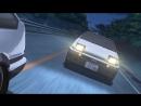 Initial D Final Stage 03 2014 аниме, фильм про гонки , погони , машины
