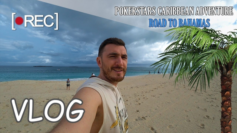 VLOG - Боремся за $ 5 000 000 призовых на PCA ¦ Владимир JamboBLR покоряет Багамские острова