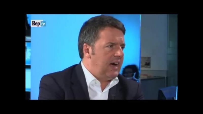 Memorabile discorso di Renzi alla Leopolda