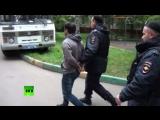 Сотрудники ФСБ задержали вербовщика ИГ в Москве