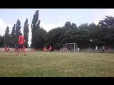 Футбольный пикник
