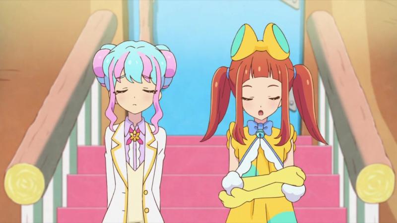Aikatsu Stars! / Айкацу Звёзды! - 74 серия (RAW)